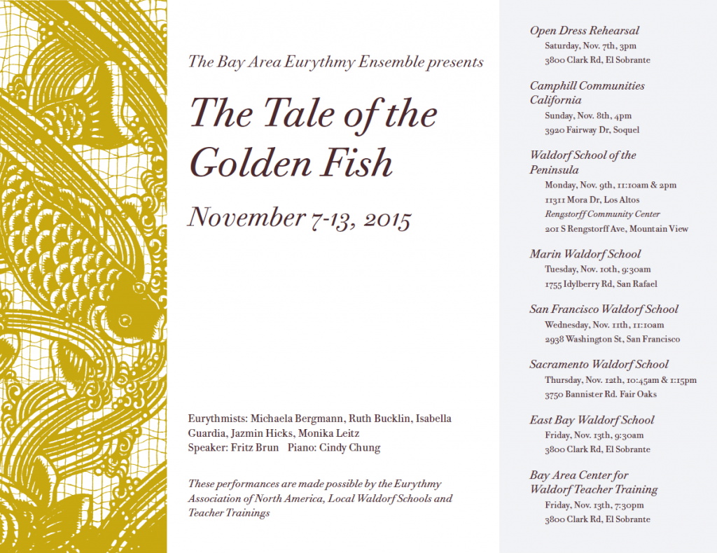 The Tale of the Golden Fish